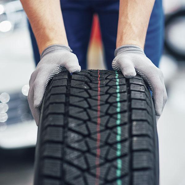 recauchutado neumático