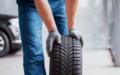 Descubre cuáles son las partes de un neumático
