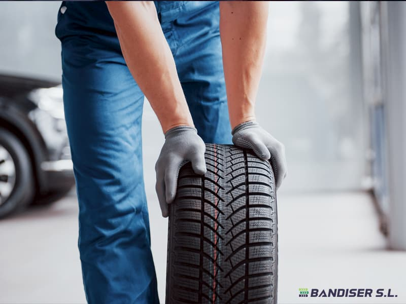 partes de un neumático