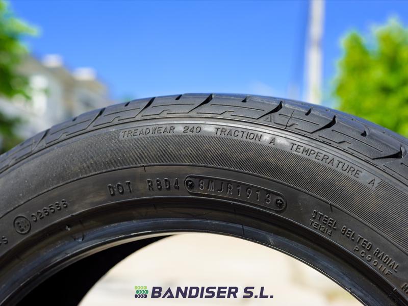 Fecha fabricación neumáticos